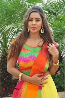 Actress Sri Reddy Pictures at Dandiya Navrang Utsav 2016 Curtain Raiser Event  0009.JPG