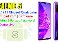 Download Rom Official / Flashing Realme 5 Rmx1911 Qualcomm Lupa Password, Pola, Fix Demo live
