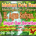 Mantaap!!!! Antisipasi Sebaran Covid-19, Timses HSC Haji Agus Sopyan Center, Lakukan Penyemprotan Desinfektan
