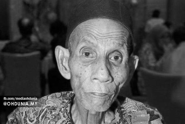 Pelakon Dan Pelawak Veteran Piee Meninggal Dunia (AL-FATIHAH)