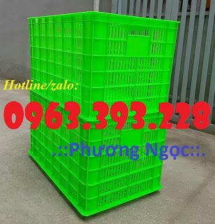 Sọt nhựa 5 bánh xe, sọt nhựa đựng trái cây, sọt nhựa kéo hàng 5%2Bb%25C3%25A1nh