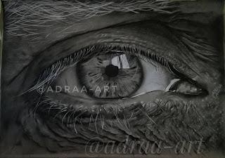 رسومات للعيون اجمل رسمات عيون رسومات للعين صور رسم العين رسم العين بالصور