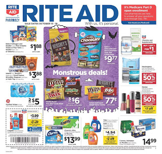 ⭐ Rite Aid Ad 10/20/19 ⭐ Rite Aid Weekly Ad October 20 2019