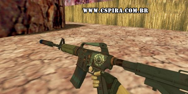 Skin  - M4A1-S Reformer para CS 1.6