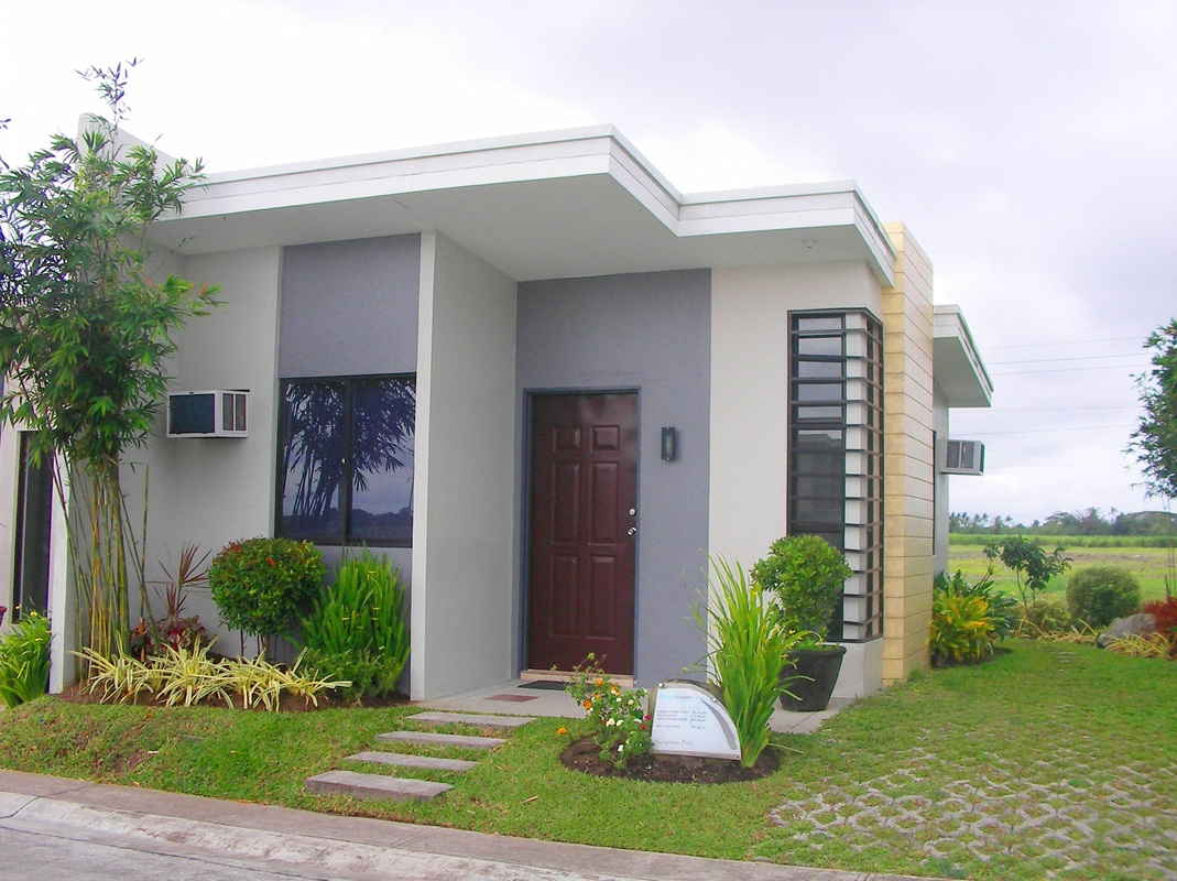 Sample Design Of Houses In The Philippines Front Design