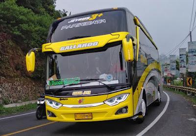 Bus Subur Jaya Gallardo