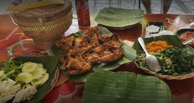 Ayam Panggang Bringin; 10 TOP KULINER NGAWI;