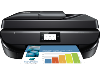 HP OfficeJet 5255 All-in-One Driver Printer