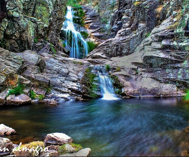 cascadas del purgatorio ruta camper