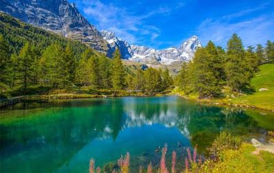 Valle d'Aosta Vacanze ,gite e trekking - Itinerario 2 giorni