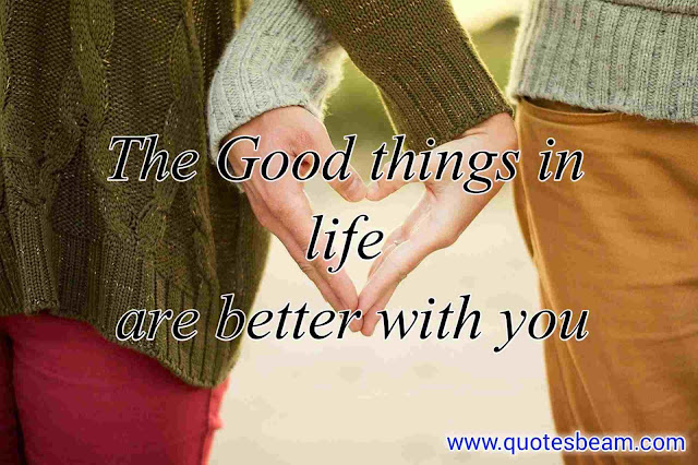 Cute love quotes Images