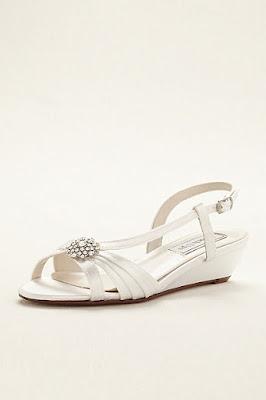 Ideas de zapatos de novia