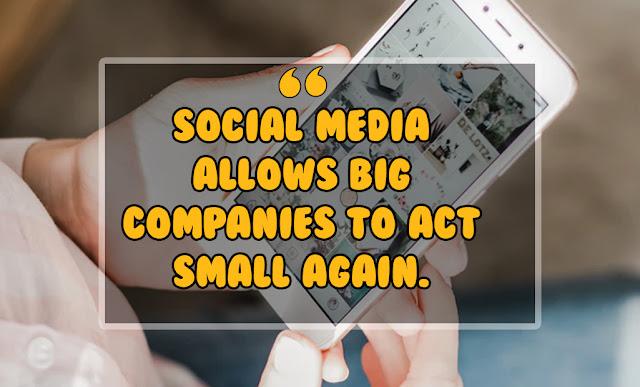 Social media marketing quotes