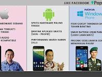 Meme Gokil Perbandingan Spesifikasi Cagub DKI Jakarta 2017