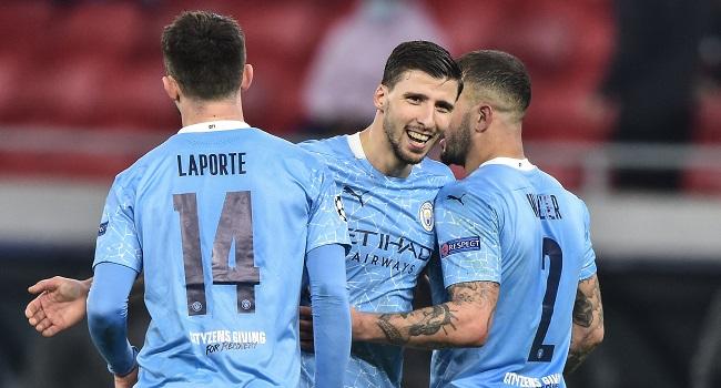 Man City Crowned Premier League Champions After Man Utd Loss