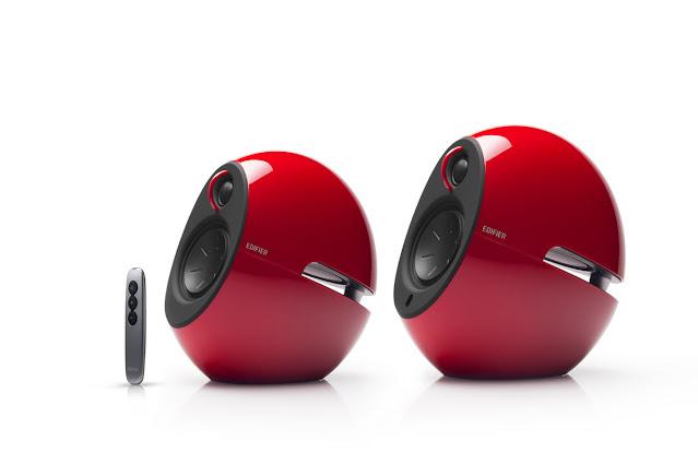 Pengalaman beli speaker untuk komputer jenis Edifier e25HD Luna Eclipse 2.0 High Definition kat Lazada