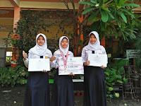 Pengawet Alami Tahu dari Pucuk Merah Ini Antarkan Siswi SMP 5 Pati Juara Nasional