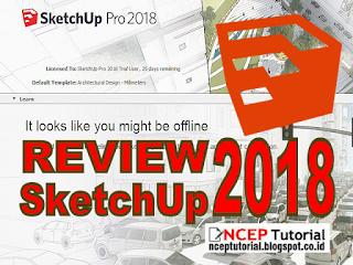 Review SketchUp 2018