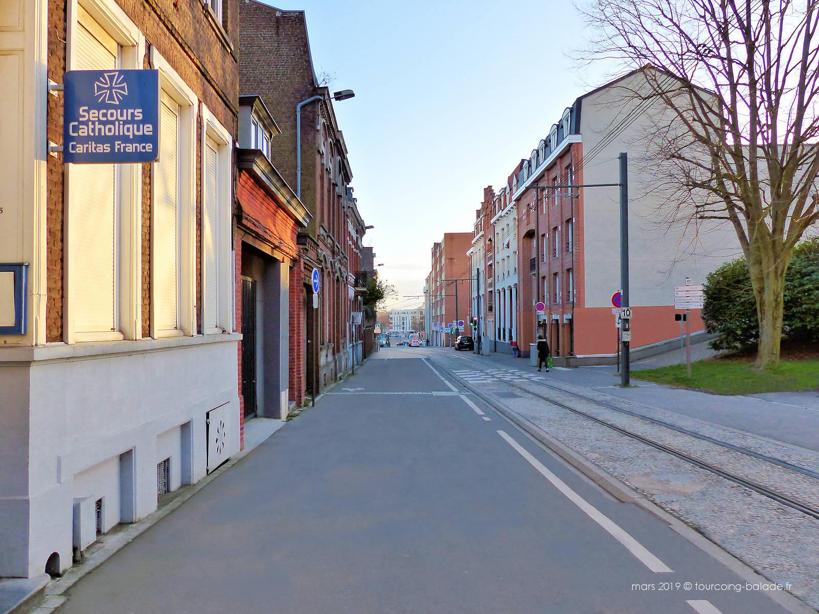 Secours Catholique - Tourcoing, 35 Rue Chanzy.