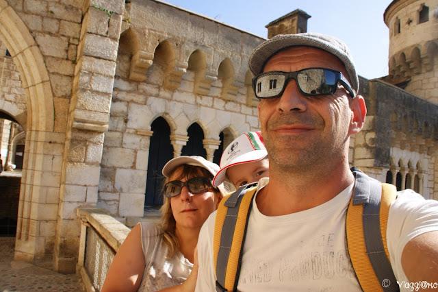 Noi di ViaggiamoHg a Rocamadour