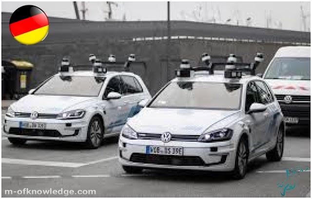 ألمانيا تصنع ريادتها تدريجيا في مجال السيارات ذاتية القيادة !