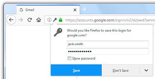 Cara Menghapus Kata Sandi Firefox