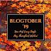 Blogtober Day 1 || Blogtober Post Ideas