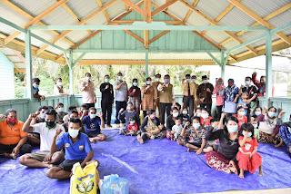 Pjs.Gubernur Jambi: Perlu Pembinaan Berkelanjutan bagi Suku Anak Dalam