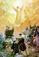 His Ascension - www.clipart.christiansunite.com