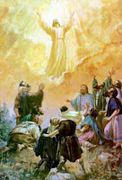 Resurrection and Ascension of Jesus