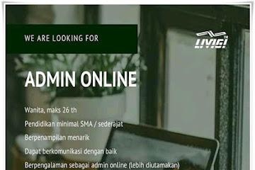 Lowongan Kerja Bandung Admin Online Livigi Sport