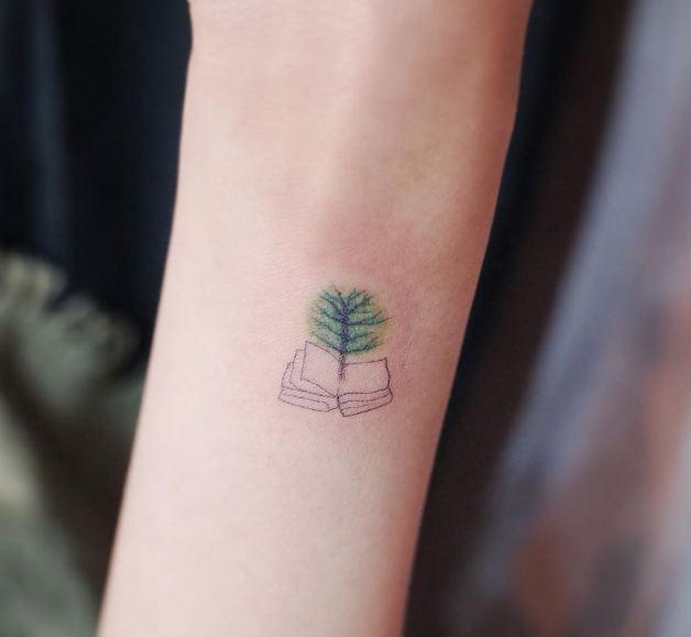 50+ Simple Tree Tattoos For Men (2020) Ideas & Designs