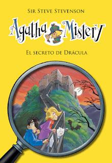 Agatha Mistery el secreto de Drácula (Sir Steve Stevenson) - Portada