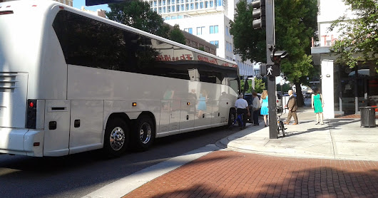 Group and Bus Charter Rental Tampa, FL