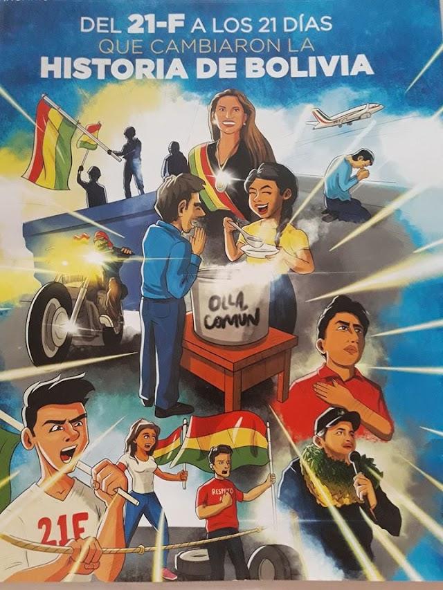 Bolivia Toons: Caricaturas de Diciembre 2019