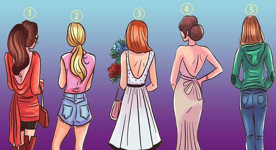 Test: ¿Cuál crees que es la más atractiva? Descubre lo que revela de ti tu elección