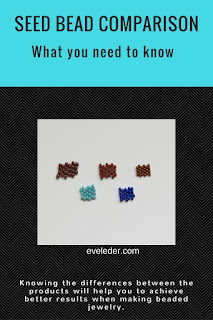 Understanding the differences between the products will help you to understand the impact on your jewelry designs.