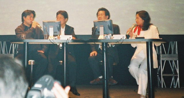 On-stage discussion