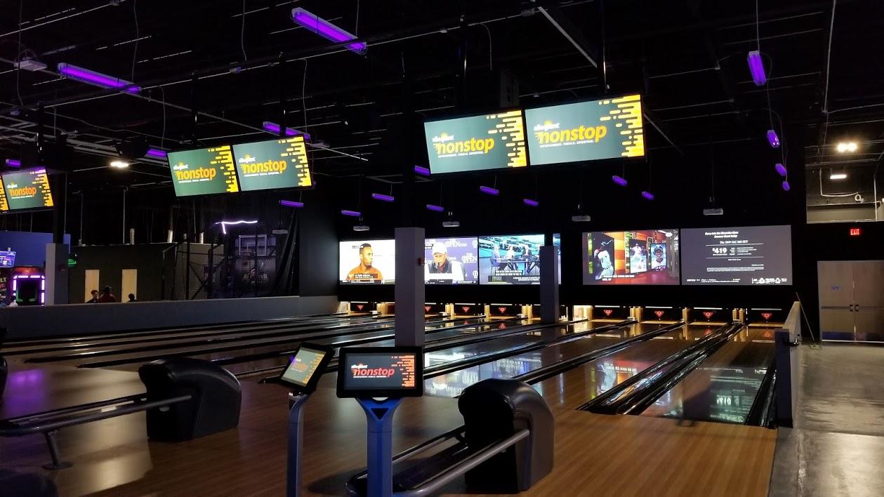 bowling, allegiant nonstop