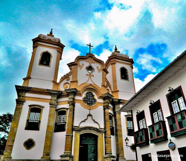 Igreja do Pilar, Ouro Preto, Minas Gerais