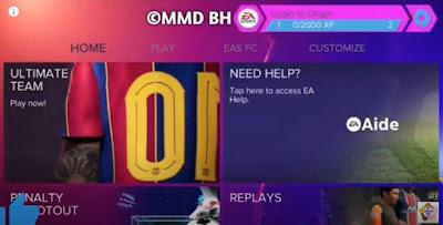 FIFA 22 MOD PES 2022
