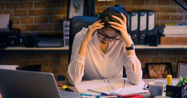 Tips Mengurangi Stress Ringan Dari SehatQ.com