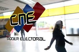 Nueva Prórroga ofrece el CNE para las candidaturas del 6D