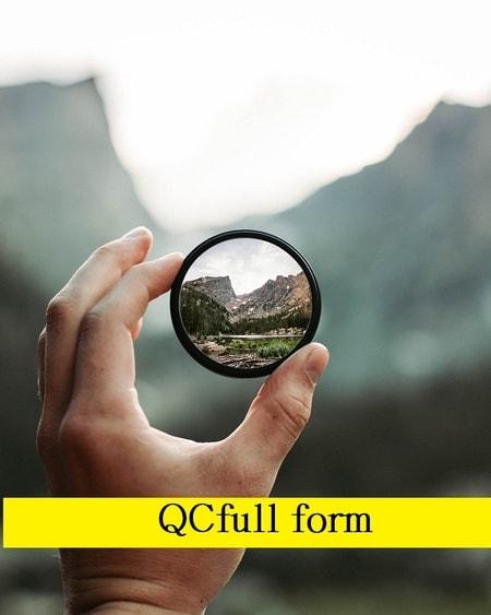 qc full form in hindi