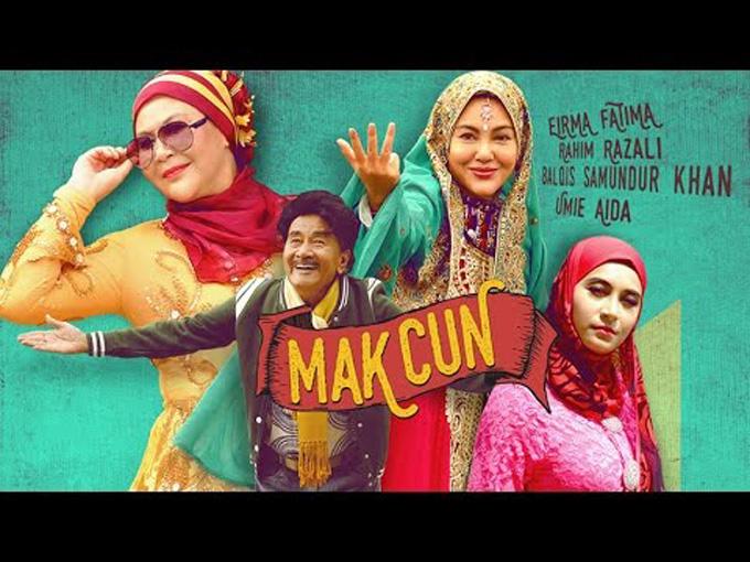 Drama TV Mak Cun TV3