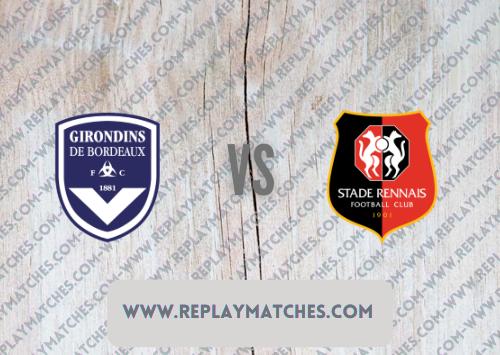 Bordeaux vs Rennes Highlights 26 September 2021