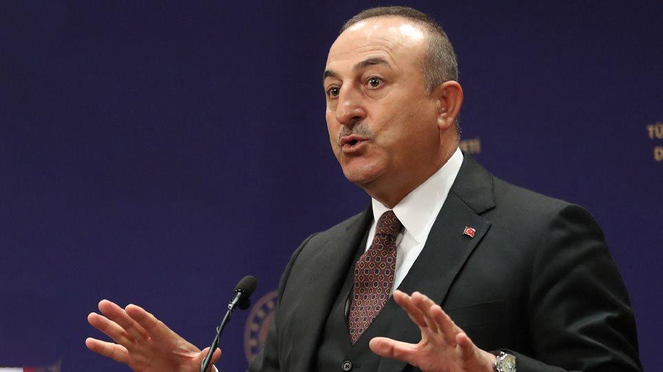 Στη Θράκη ο Τσαβούσογλου συνοδεία δεκάδων τουρκικών ΜΜΕ