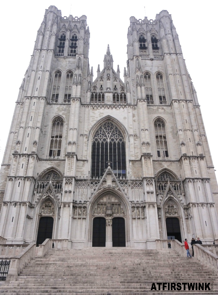 Saint Michael and Saint Gudula cathedral (Sint-Michiels- en Sint-Goedelekathedraal)