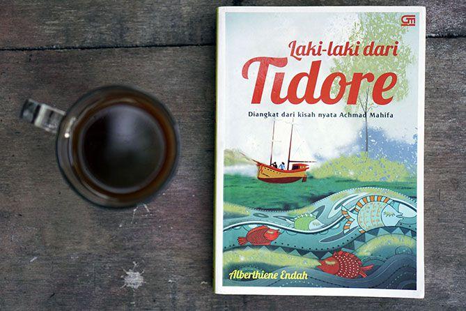Buku Laki-Laki dari Tidore Karya Alberhiene Endah