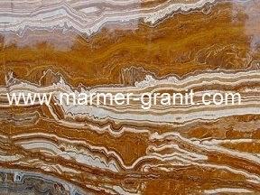 Mengenal Karakter Tiger Onyx Marble Granite